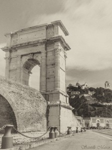 Arco Traiano - Ancona